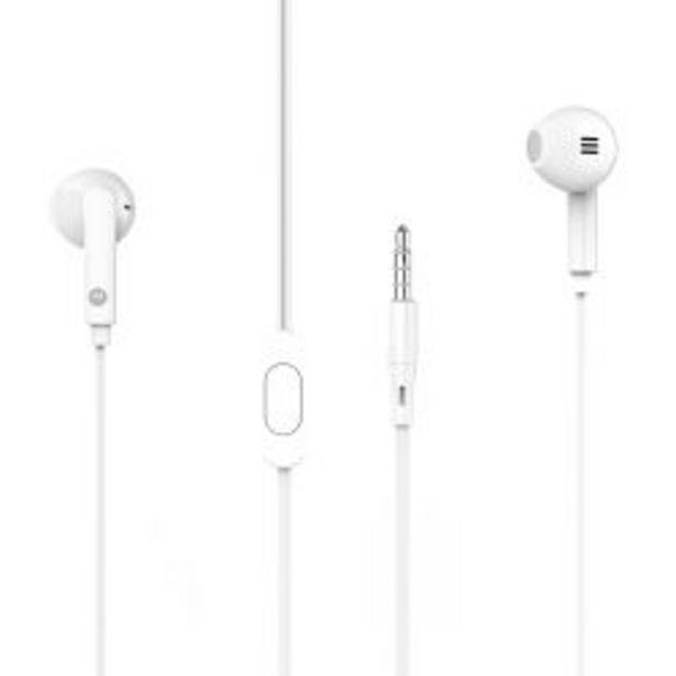 Oferta de Auriculares Motorola Pace 145 Blanco por $1199