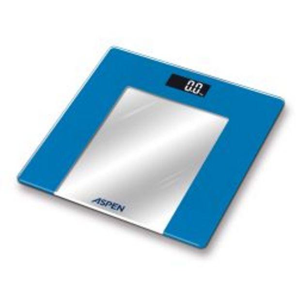 Oferta de Balanza de Baño Digital Aspen B010 por $2499
