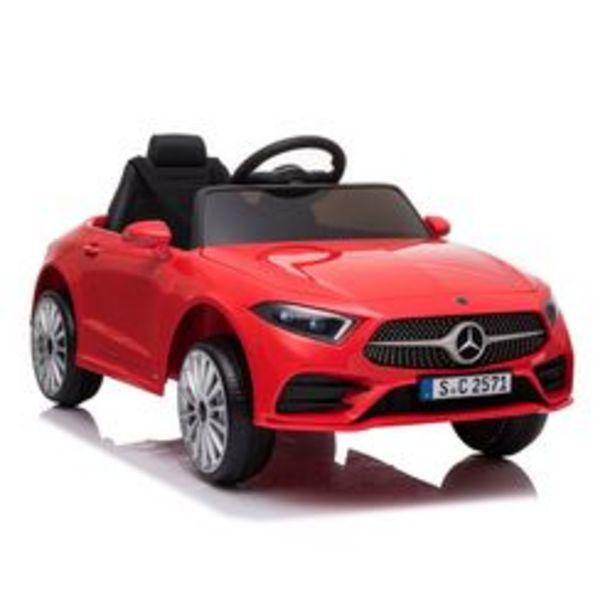 Oferta de Auto a Bateria Mercedes Benz GLC 350 12V 3039 Rojo por $32099