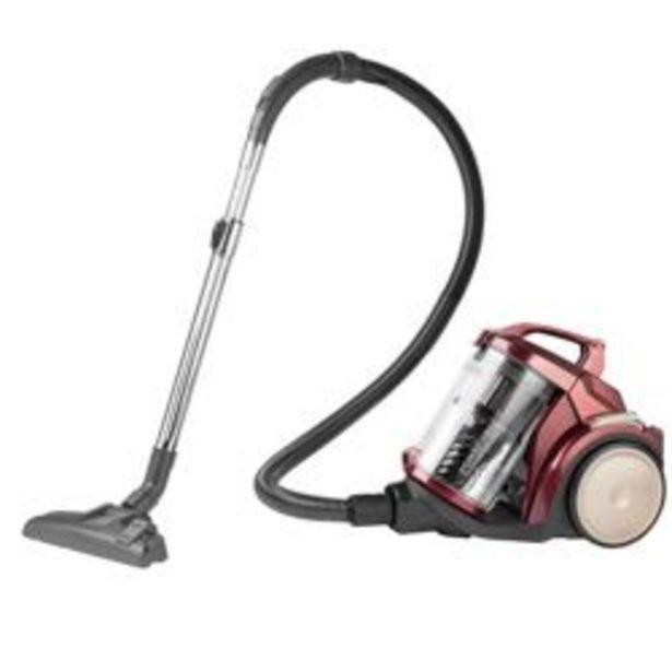 Oferta de Aspiradora con Cable Black & Decker sin Bolsa 2200W VCBD8090-AR por $15299