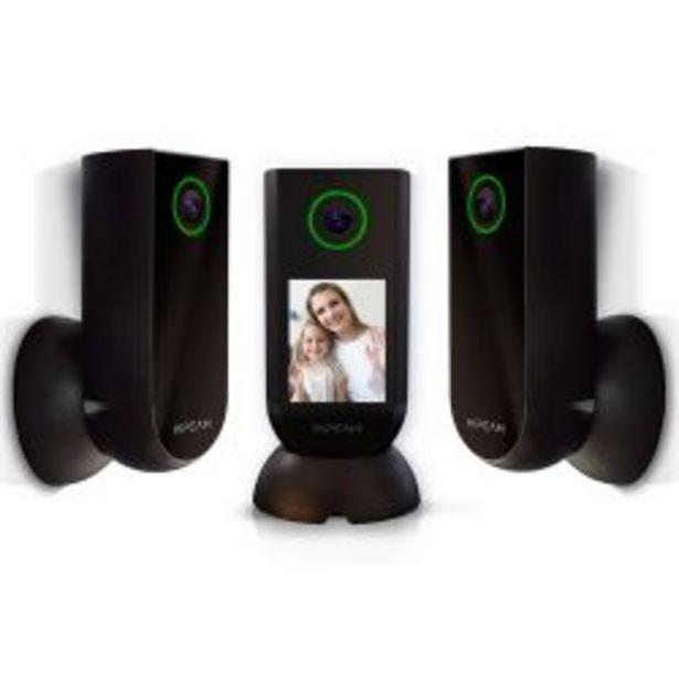 Oferta de Set de Camaras de Seguridad Hipcam Pack Pro 3 por $37149