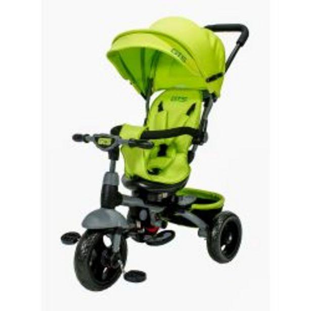 Oferta de Triciclo Gts GT8 Deluxe Multifunción Verde por $14579