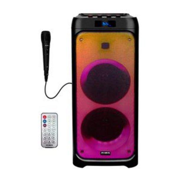 Oferta de Sistema de audio Aiwa AW-T806F por $35999