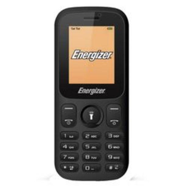 Oferta de Celular Libre Energizer E10 Plus por $4099