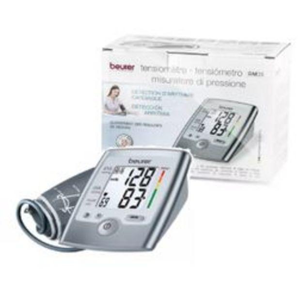 Oferta de Tensiometro Digital Automatico De Brazo Beurer Bm 35 por $6314