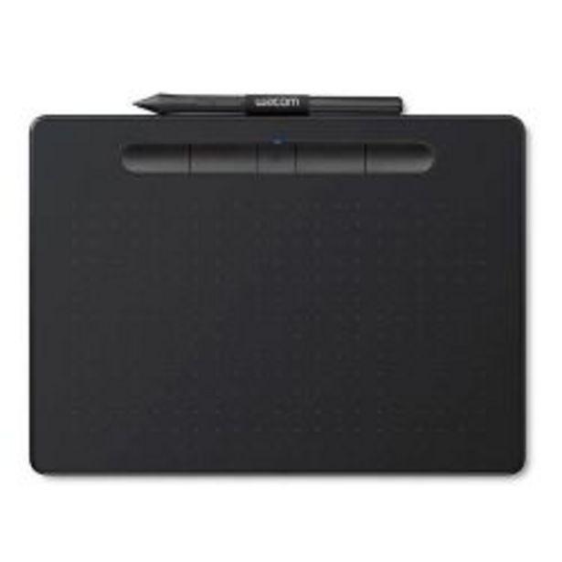 Oferta de Tableta Digitalizadora WACOM Intuos S CTL4100 por $10999