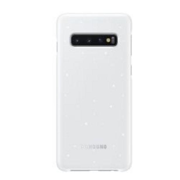 Oferta de Funda Samsung LED Back Cover S10 White por $2959