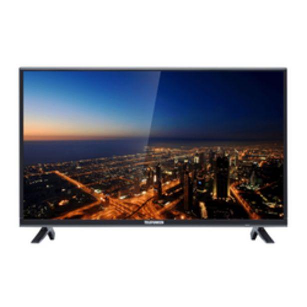 Oferta de Smart TV LED 32'' Telefunken TKLE3219K5 por $27999