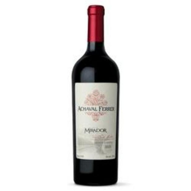 Oferta de Vino Finca Mirador Malbec 750 x6 por $42249