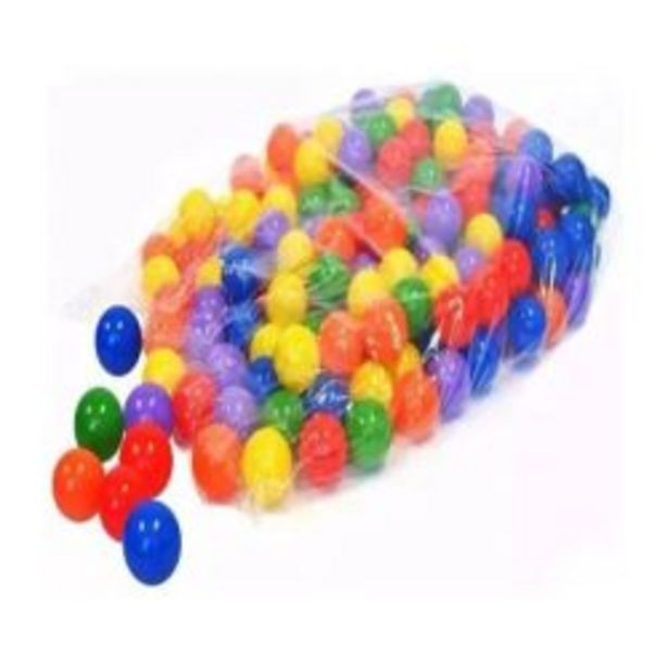 Oferta de 100 pelotas por $1250