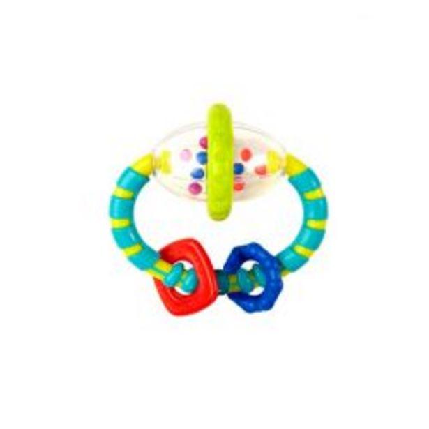 Oferta de Sonajero Grab & Spin giratorio Bright Starts B8533 por $1126