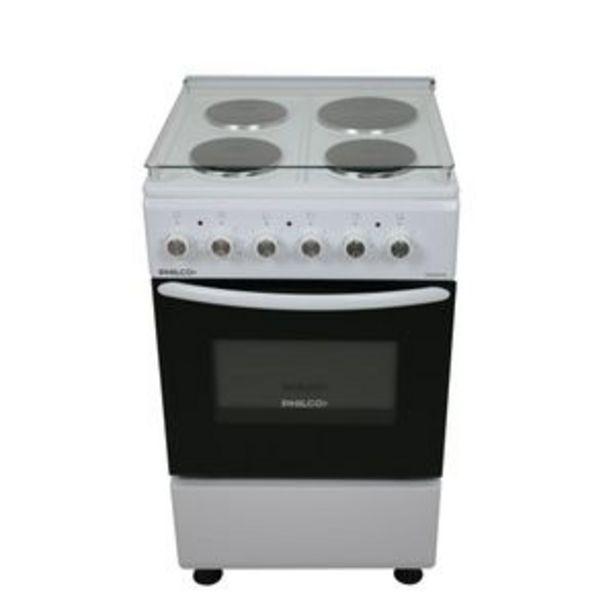 Oferta de Cocina Eléctrica Philco PHCE051B 50CM por $41999