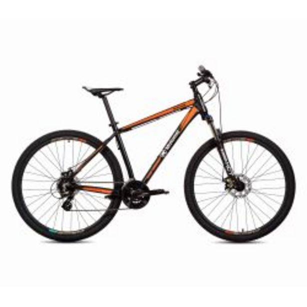 """Oferta de Bicicleta Mountain Bike Rodado 29"""" Motomel 390 Talle M  Naranja y Negro por $69999"""