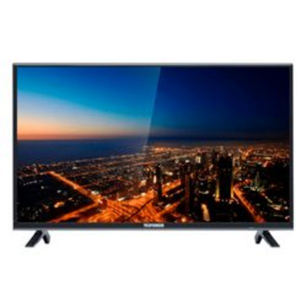 "Oferta de Smart TV 43"" Full HD Telefunken TKLE4319FK5 por $34999"