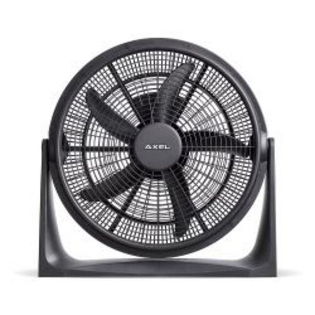Oferta de Turbo Ventilador Axel AX-TP20N 20 Pulgadas por $3599
