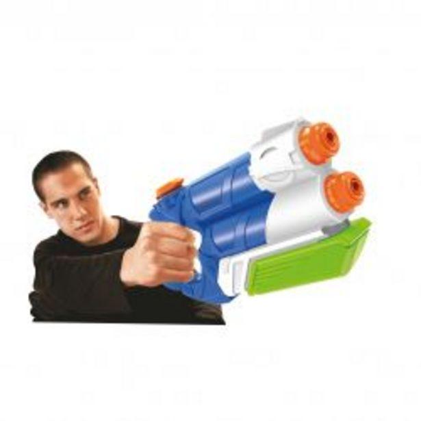 Oferta de Pistola de Agua Explorer Fan Doble Cañon 8182 por $30879