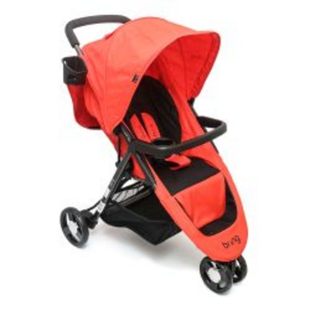 Oferta de Cochecito de Bebé Bring Fores 5310 Rojo por $19029