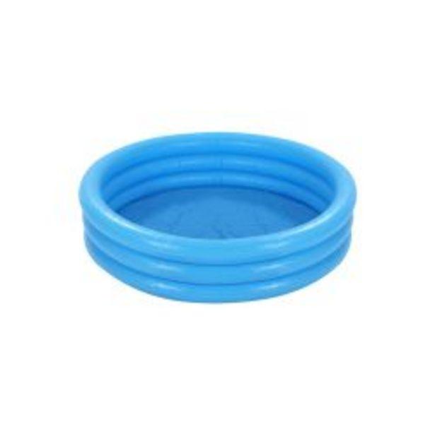 Oferta de Pileta Inflable Intex Crystal Blue por $1529