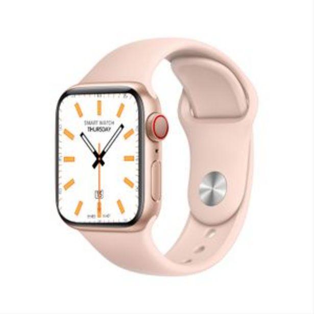 Oferta de Reloj Inteligente Smartwatch HW22 Pro Rosa por $6065