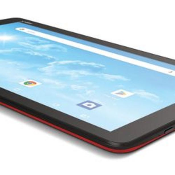 "Oferta de Tablet 10"" 1GB 16GB Titanium Colors Go Burgundy por $11499"
