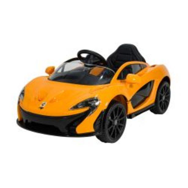 Oferta de Auto a Batería Bebitos Mc Laren MP1 Naranja por $50849