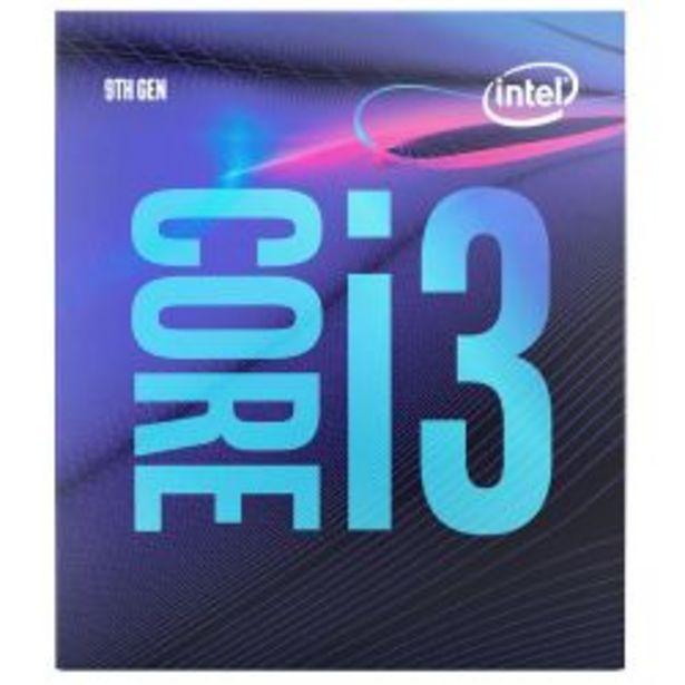 Oferta de Microprocesador Intel Core I3 9100F sin video por $14167