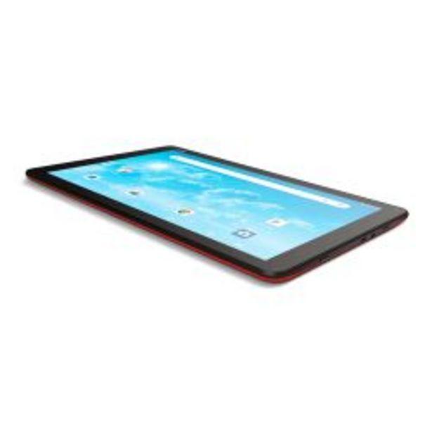 "Oferta de Tablet 10"" 1GB 16GB Titanium Colors Go Burgundy por $11699"