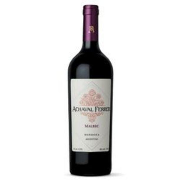 Oferta de Vino Achaval Ferrer Mendoza Malbec 750 x6 por $7149