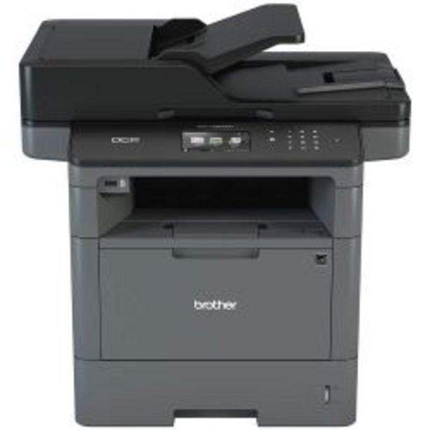 Oferta de Impresora Multifunción Brother Dcp-l5600dn 42ppm por $108498