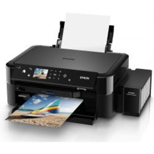 Oferta de Impresora Epson MF EcoTank L850 por $72675