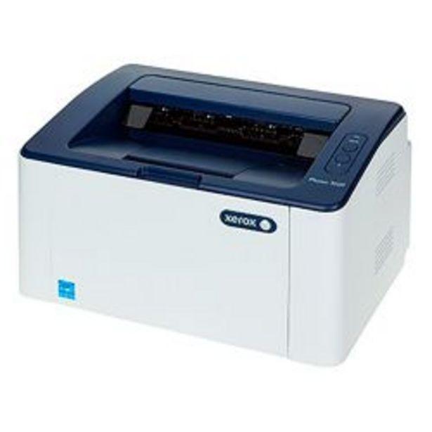 Oferta de Impresora Láser Xerox 3020 por $13999