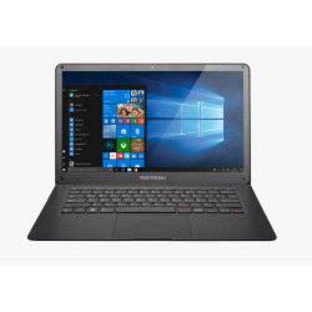 "Oferta de Notebook 14"" Positivo BGH Atom X5 2GB 32GB SSD Cloudbook AT300b por $39999"