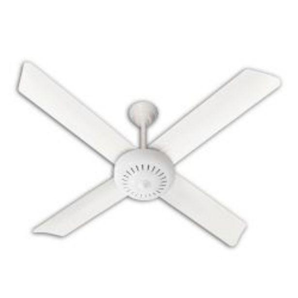 Oferta de Ventilador de Techo SeverBon VTA 420 Blanco por $10673