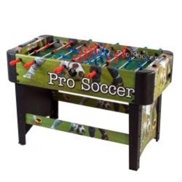 Oferta de Metegol Bisonte Pro Soccer ST2006TLP por $17999