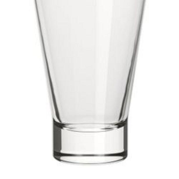 Oferta de Vasos de vidrio El cairo x 6 Rogolleau por $999