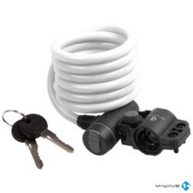 Oferta de Candado Cable de 180 cm por $1200