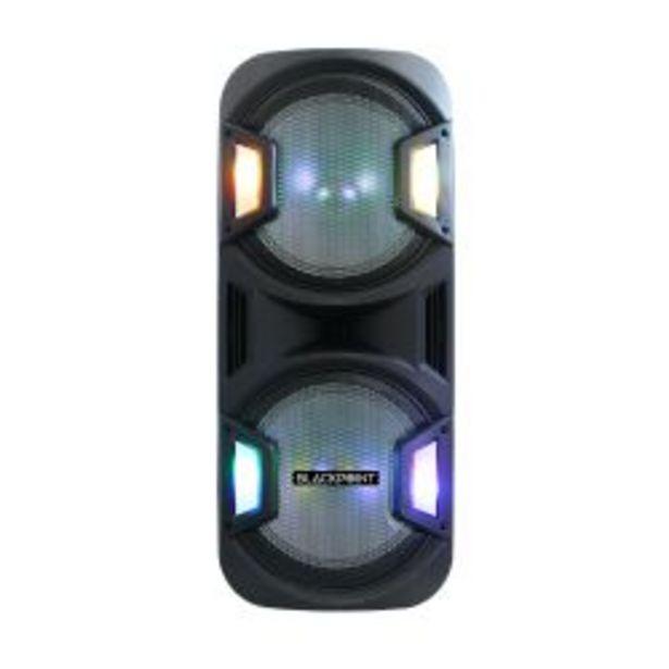 Oferta de Parlante Bluetooth Blackpoint S47 por $25999
