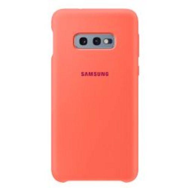 Oferta de Funda Samsung Silicone Cover S10e Pink por $699
