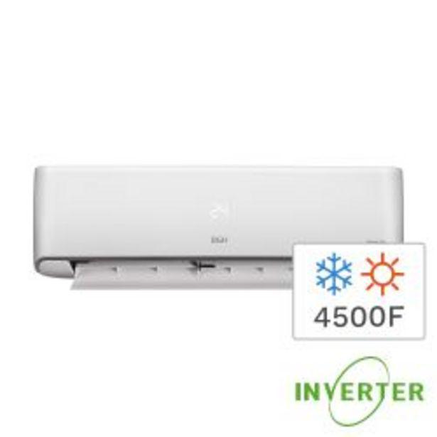 Oferta de Aire Acondicionado Split Inverter Frio/Calor BGH Silent Air  5200W 4500F BSI53WCCR por $115999