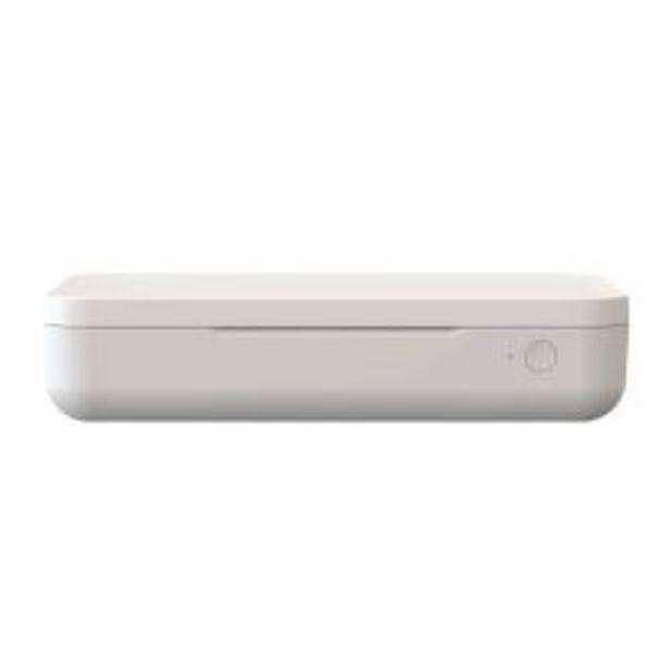 Oferta de Esterilizador UV con Carga Inalámbrica Samsung por $3999
