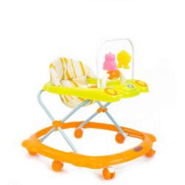 Oferta de Andador Musical Bebesit 3005 Verde Naranja por $3951