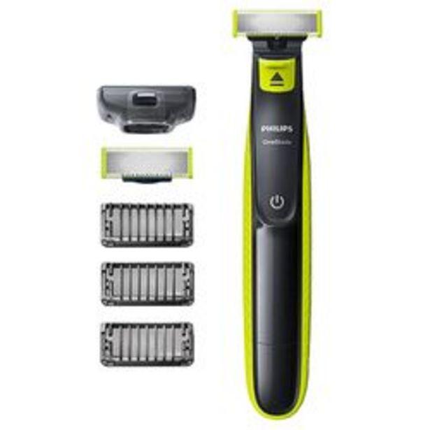 Oferta de Recortadora de Barba Philips Oneblade QP252110 por $3299