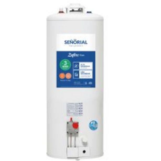 Oferta de Termotanque a Gas Señorial Zafiro TSZ-85 85Lt por $19999