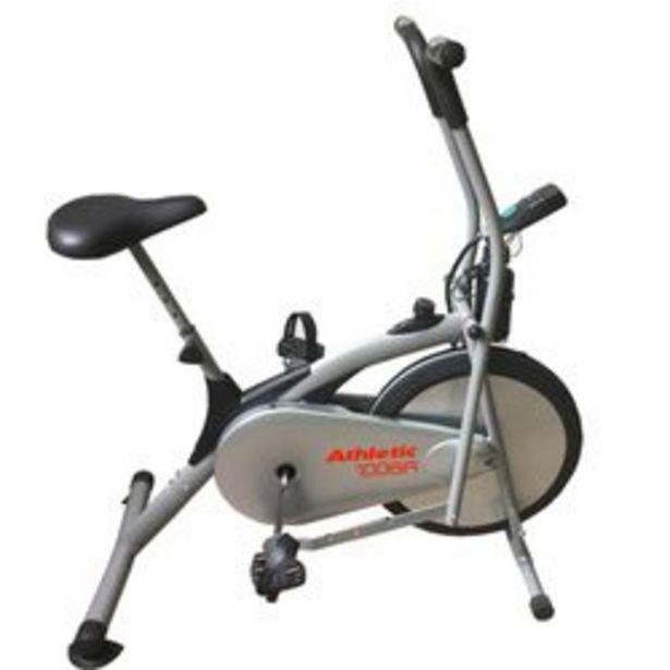 Oferta de Bicicleta Fija Air Bike Athletic Mov. Brazos por $34881