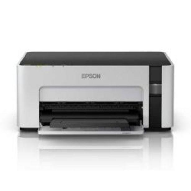 Oferta de Impresora Epson Ecotank M1120 por $21999