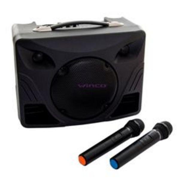 Oferta de Parlante Winco W232 Bluetooth por $16299