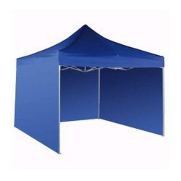 Oferta de Gazebo Azul de 3 metros Con Paredes Inluidas por $15427