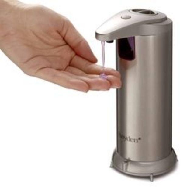 Oferta de Dispenser Automático Jabón Liquido Detergente 250ml Smart por $2190