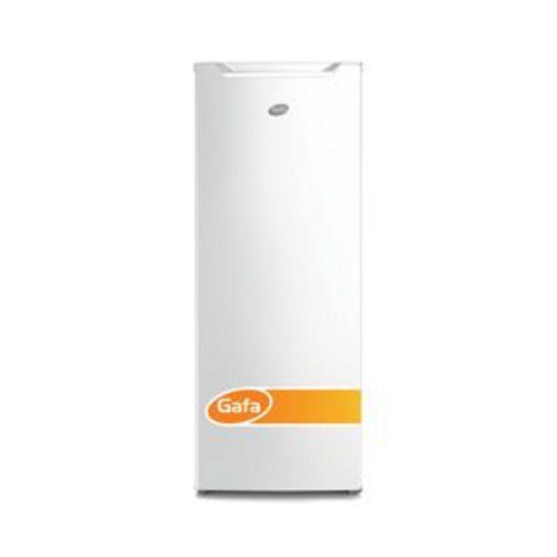 Oferta de Freezer Vertical Gafa GFUP17P5HRW 177lts Blanco por $69799