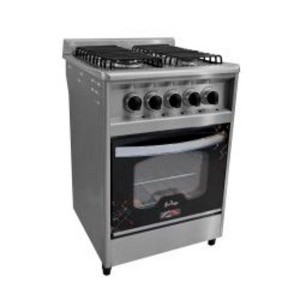 Oferta de Cocina Fornax CB55AV 55cm por $55999